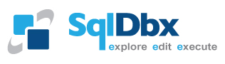 SqlDbx is a fast and easy to use database SQL development IDE